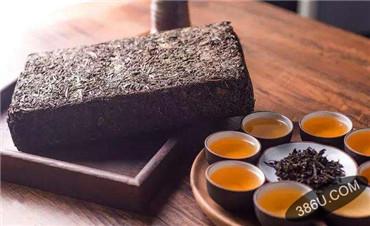 六大茶类黑茶